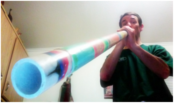 Make Your Own Didgeridoo! Here's How to Play It…